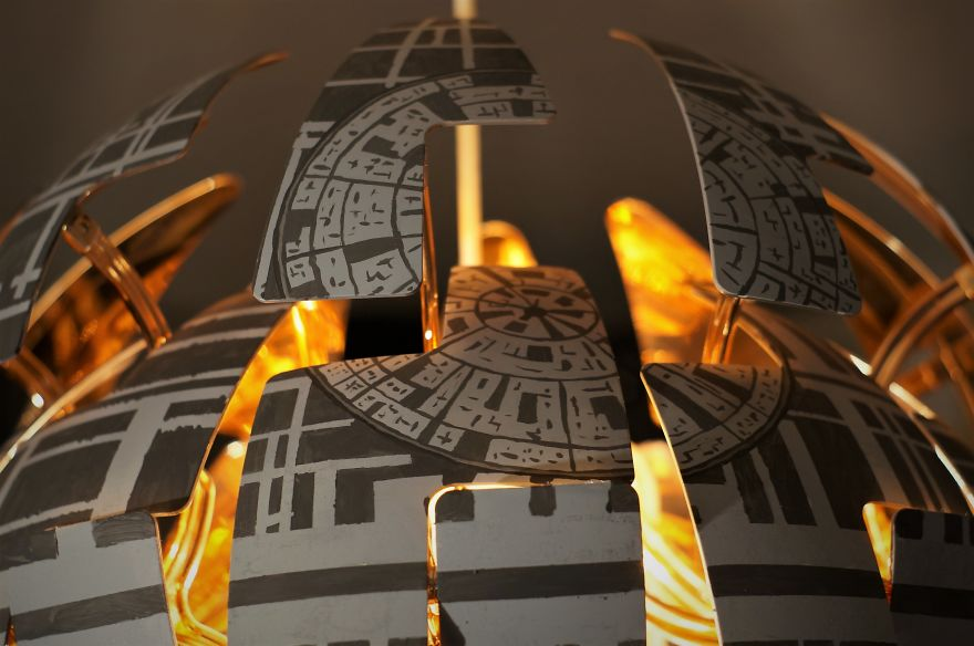 The-death-star-I-made-from-an-IKEA-lamp-10