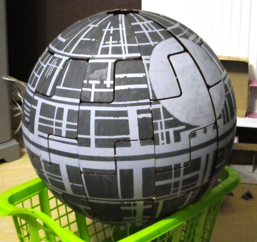 The-death-star-I-made-from-an-IKEA-lamp-6