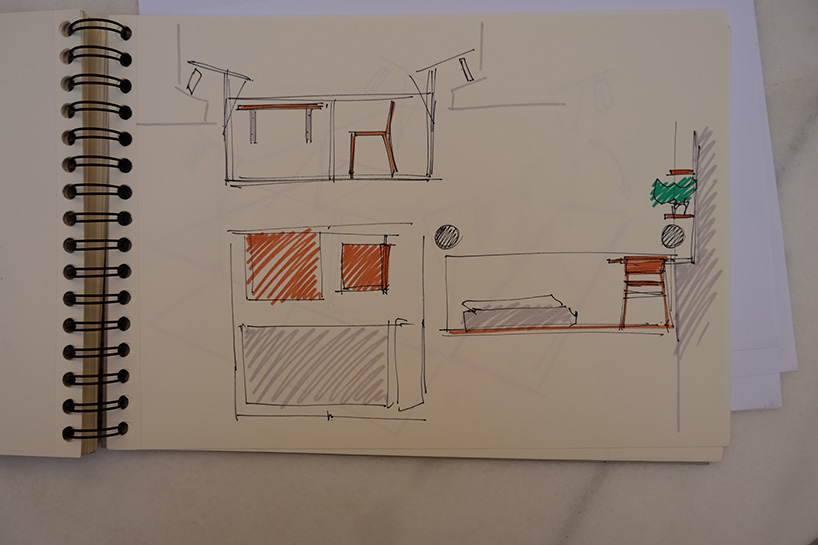 Designer contrói estúdio por baixo de uma ponte em Espanha 10