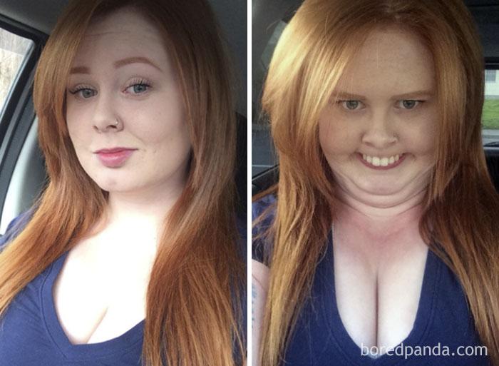 Mulheres bonitas fazem caras feias 04