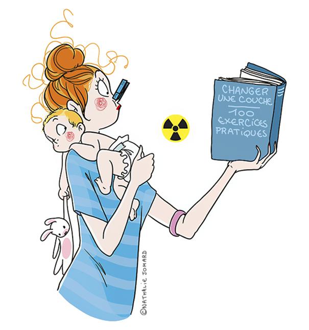 ilustrações que mostram o que realmente é ser mãe 22