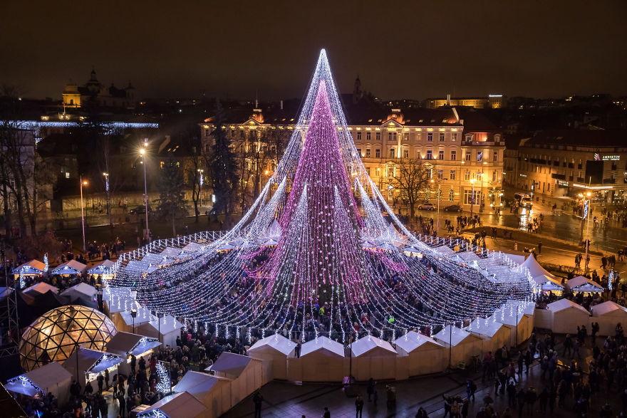 incrível Árvore de Natal 01