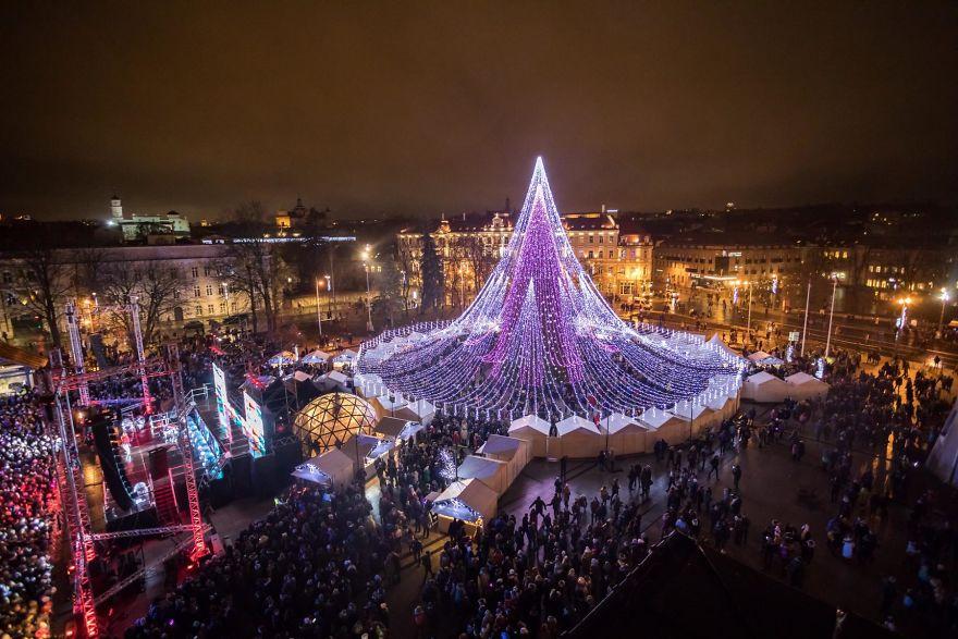 incrível Árvore de Natal 02