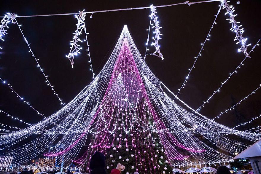 incrível Árvore de Natal 09